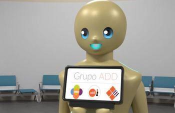 robot humanoide Tokio