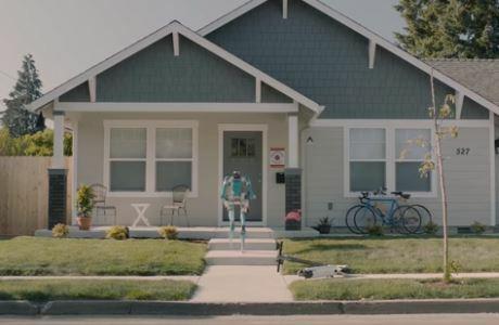 Robot Digit para entregar paquetes a tu casa