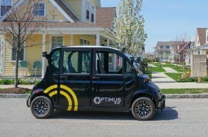 Un coche autónomo gestado en el MIT contra la pandemia de la gripe China